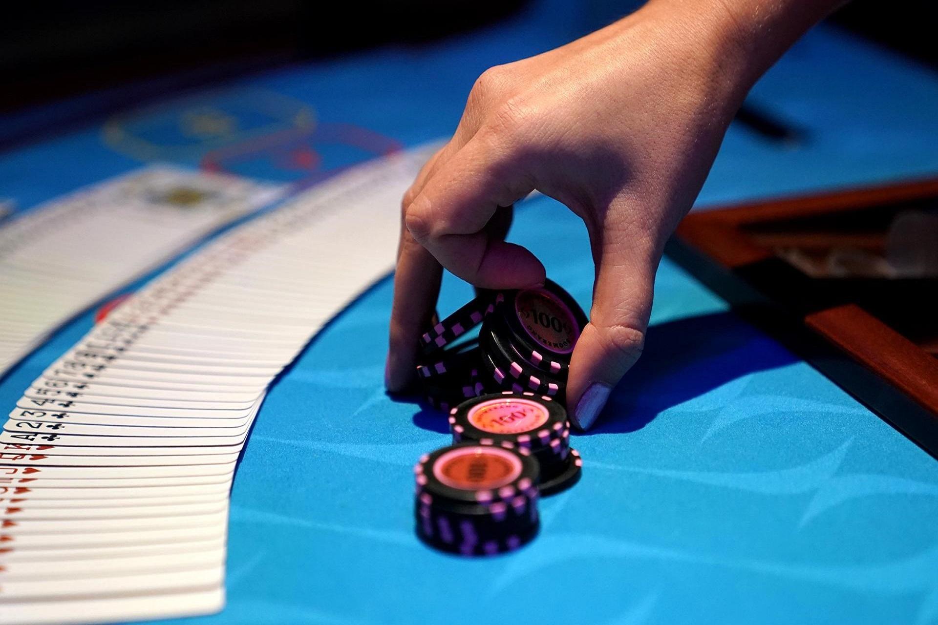 ローハウスエッジのカジノゲーム